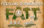 Festival Didgeridoo - FATT 2013