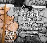 Festival Didgeridoo - FATT 2014