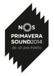 NOS Primavera Sound 2014