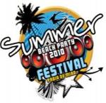 Summer Festival Beach Party