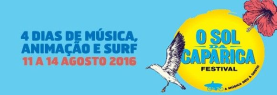 O Sol da Caparica Festival 2016